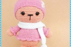 In this article I will share the amigurumi doll lilyum baby free crochet pattern. You can find everything you want about Amigurumi. Giraffe Crochet, Crochet Bunny Pattern, Free Crochet, Crochet Patterns, Half Double Crochet, Single Crochet, Amigurumi Doll, Yarn Colors, Crochet Dolls