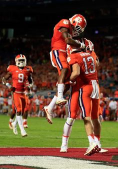 Clemson Football - Tigers Photos - ESPN