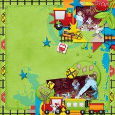 Kit: Little Traveler {bundle} by FranB Designs