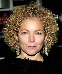 best cut for natural curly gray hair - Bing Images