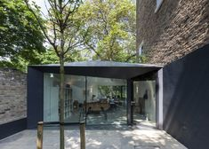 Residential Extension by Alison Brooks Architects