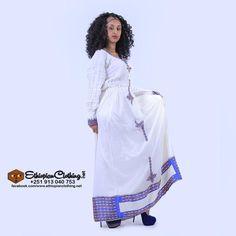 Ethiopian traditional clothes, Ethiopian clothing, Habesha dresses, Eritrean traditional dresses