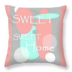 Jenny Rainbow Fine Art Throw Pillow featuring the photograph Sweet Sweet Home by Jenny Rainbow Designer Pillow, Pillow Design, Sweet Sweet, Sweet Home, Floor Pillows, Throw Pillows, Pillow Sale, Poplin Fabric, Home Art