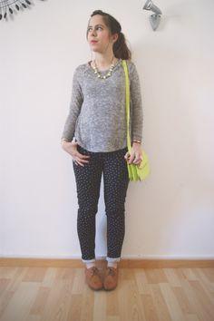 Merci au blog Le so girly blog   Pantalon NAF NAF