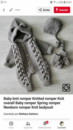Baby knit romper Knitted romper Knit overall Baby romper Spring romper Newborn romper Knit bodysuit Knitted baby clothes Knitted jumpsuit Baby-Outfits Knitted Baby Clothes, Knitted Romper, Baby Clothes Shops, Knitted Baby Outfits, Knit Baby Dress, Boy Dress, Baby Cardigan, Baby Knitting Patterns, Free Knitting
