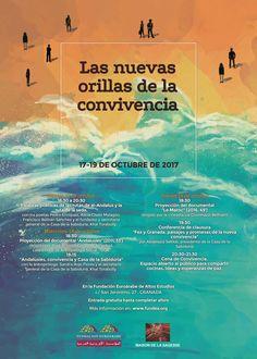 """Jornadas """"Las nuevas orillas de la convivencia""""   Fundación Euroárabe de Altos Estudios Weather, Documentaries, Studios, News, Culture, Weather Crafts"""