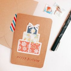 Make your own greeting card in 15 minutes with simple collage technique; Tips on perfecting your card, and inspirations to get you started.