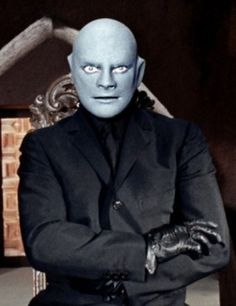 Fantomas - although a bad guy, he always gets what he wants and nobody will ever catch him.