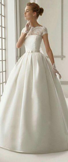 فستلن زفاف أبيض Wedding dress