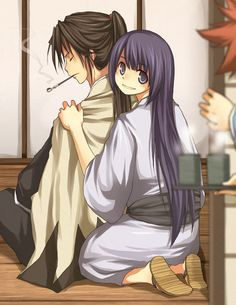 Souji and Hijikata