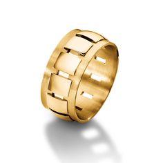 750 yellow gold 8.00mm