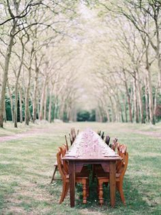 Elegant French Chateau Wedding - by Rylee Hitchner