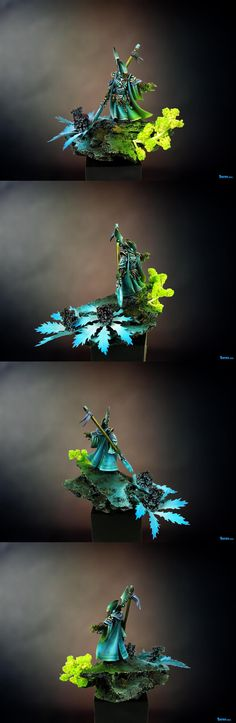 Eldar Farseer - I will never paint like this, but I really wish I could...