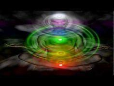 Reactiva los 7 Chakras. Concentración. - YouTube