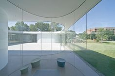 Glass Pavilion at the Toledo Museum of Art / SANAA Pritzker Prize 2010