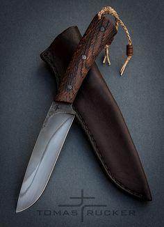 Tomáš Rücker knifemaker, Praze Česká republika (ČZU) -