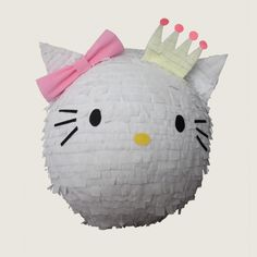 Hello Kitty,  party, piniata, pinata, urodziny, party, garden party, zabawa, lido-sklep