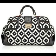 Lamb (Authentic) Carpet Bag
