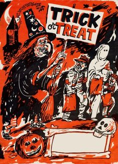 434 Best Vintage Halloween Amp Thanksgiving Images Images In