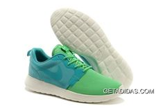 super popular 73260 6abfc Buy Nike Roshe Run Hyp Qs Turquoise Poison Green Mens Running Shoes  TopDeals from Reliable Nike Roshe Run Hyp Qs Turquoise Poison Green Mens  Running Shoes ...