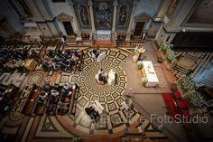 foto di matrimonio - cerimonia