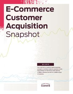 New Research: Organic Search Tops Customer Acquisition Initiatives