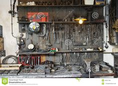 tool garage 50s - Google Search