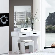80 Desain Meja Hias Minimalis, Modern, dan Klasik   Desainrumahnya.com