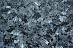 Granite Countertop Blue Pearl Granite - Favorite cabinet color combination with Blue Pearl granite countertops is brilliant white. It makes your countertops look much bluer than gray. Granite Colors, Granite Tile, Granite Kitchen, Granite Countertops, New Kitchen, Kitchen Ideas, Blue Pearl Granite, Granite Polish, Diy Kitchen Remodel