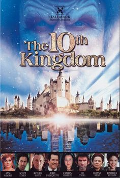 The 10th Kingdom on DVD found at Amazon : I can't tell you how much I have alwats enjoyed this movie mini series but I only have it on VHS.