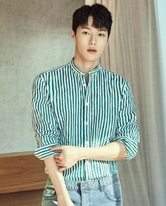 Jang Ki-yong for SIEG Fahrenheit S/S 2018 Collection – dayan