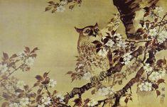Bairei Kono-The Japanese Master-幸野楳嶺-日本繪畫大師與作品