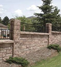 Thrilling 8 garden fence,Front yard fence landscaping and Modern fence ideas.
