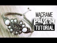 Pulsera espejo ♥︎ macrame tutorial | como hacer | diy ● Friendship Bracelet - YouTube