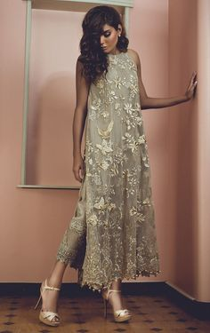 "highfashionpakistan: "" Tena Durrani's Eid Collection, 2016 """