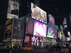 Taisuke in Times Square