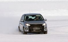Spied! Future Ford C-Max Out Testing