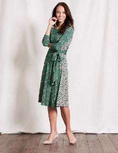 Boden Anna Dress Emerald Night Hotchpotch Women Boden, We think youll agree that this figure-hugging dress is a real head-turner. The tight-fitting bodice is comfortable (thank you, stretch fabric) and the hotchpotch patterns not only contrast beautifully http://www.MightGet.com/january-2017-13/boden-anna-dress-emerald-night-hotchpotch-women-boden-.asp