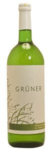 Frank Etz Gruner Veltliner. This austrian white wine is similar to a sauvignon blanc/pinot grigio if you're not familiar... wonderfully drinkable and PERFECT for an outdoor picnic (screw top!).