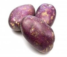 10 Foods That Change Your Mood for Good - Blue potatoes, although not a common vegetable, contain anthocyanins, which are antioxidants and protect the brain against inflammation leading to improved mood and short term memory