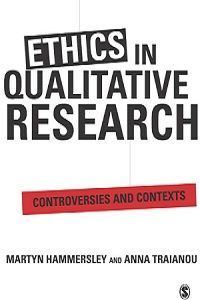 Book Review: Ethics in Qualitative Research: Controversies and Contexts    Read the full review at http://blogs.lse.ac.uk/lsereviewofbooks/2013/01/28/book-review-ethics-in-qualitative-research-controversies-and-contexts/