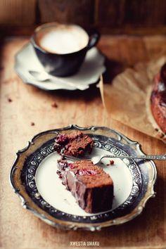 Murzynek cake