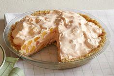 Peaches 'n Creme Pie (or mandarin orange)