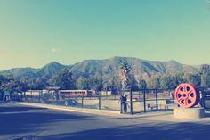 Ojai skate park #ojai