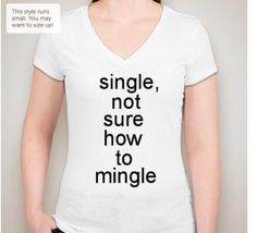 Perfect for not mingling: | 19 Shirts That Are Perfect For Every Occasion