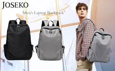 Waterproof Laptop Backpack CY Notebook Backpack Lightweight Multiple Carrying Style College Men and Women Backpack Multi-Size