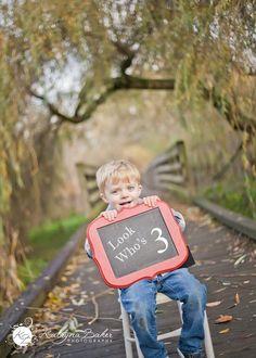 portrait ideas for boys  3 yr old birthday