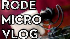 Rode Video Micro Test Vlog  - Close Grip Bench