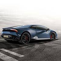 Lamborghini Huracán Avio - Technical Specifications, Pictures, Videos