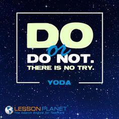 Star Wars Quotes Yoda  Star Wars  Quotes  Wise Wordspinterest  Star Wars .